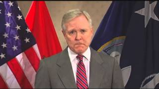Happy Birthday Navy! Secretary of the Navy Ray Mabus