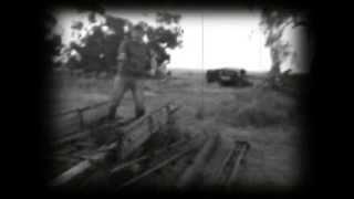 AJ Farnbach-  Machinery graveyard (Australian outback)