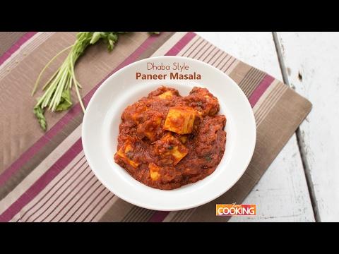 Dhaba Style Paneer Masala  Ventuno Home Cooking