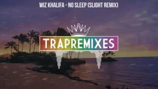 Download Wiz Khalifa - No Sleep (Slight Remix) MP3 song and Music Video
