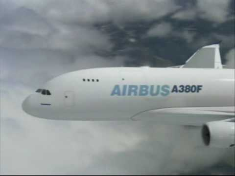 airbus a380f preview youtube