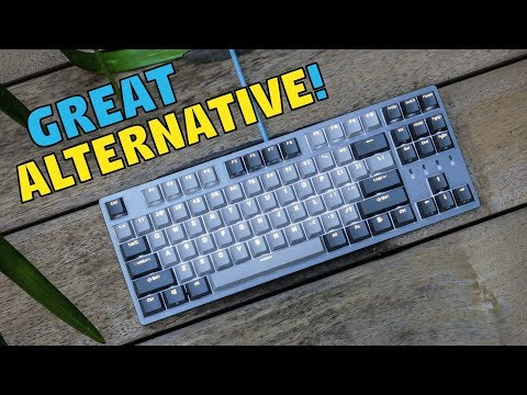 Durgod K320 Mechanical Keyboard - Unboxing & Review