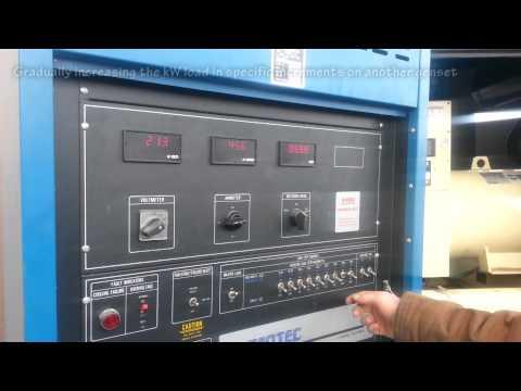 Load Bank Testing Generators - Commercial Generator Sets thumbnail