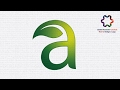 Modify Text Logo Design Tutorial using font style / Adobe illustrator Logo Design Tutorial