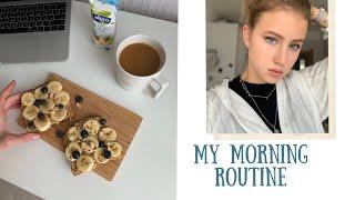 Как проходит моё утро уход за кожей ежедневник завтрак