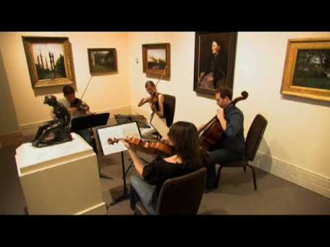 Indianapolis Symphony Orchestra Gallery Performance At The IMA