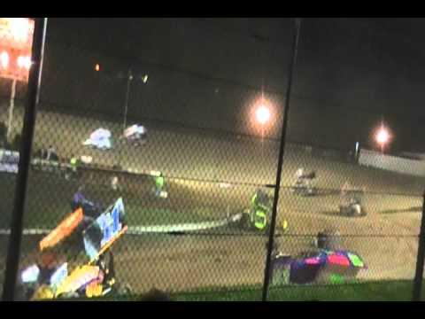 Kory Crabtree at KC Raceway