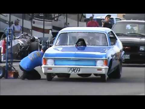 JUNGLE JIM - the funny car