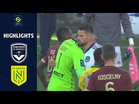 Bordeaux Nantes Goals And Highlights