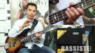 Diego Imbert : Accompagnement jazz (part. I) - Bassiste Magazine #69