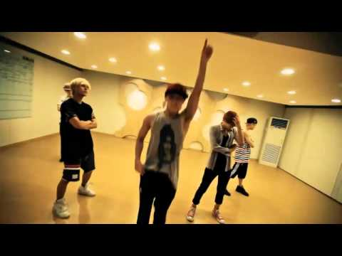 Beast 'Beautiful Night' mirrored Dance Practice