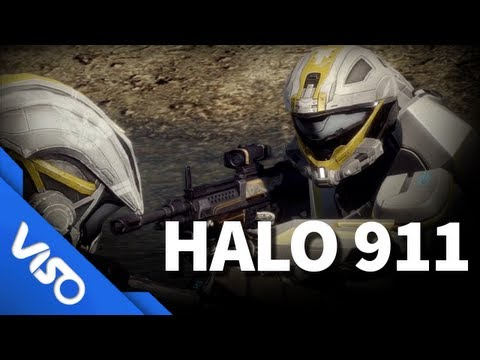 Halo 911 - Someone Call 911! (Reno 911 Parody) #4 - Directors Series