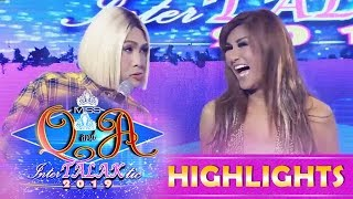 It's Showtime Miss Q and A: Vice gets irritated with Maya Launico