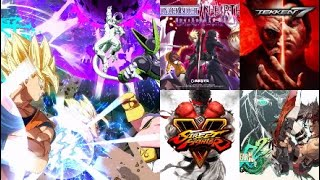 Fighting games: the best videogame genre