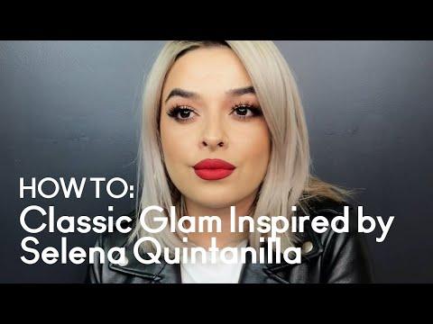 HOW TO: Classic Glam Inspired by Selena La Reina | MAC Cosmetics