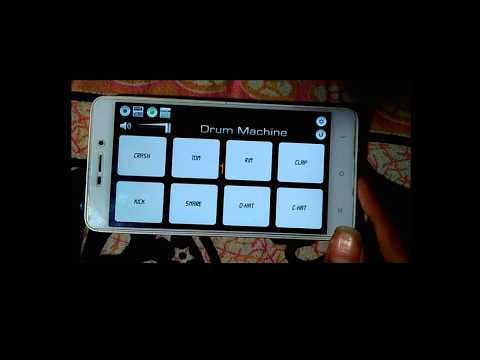Mauli mauli song playing mobile octapad use earphone