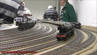 Rainhill Model Railway Club Model Rail Action Monday 9th January 2017