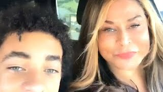 Tina Knowles Lawson Jamming Out to Blue Ivy's 'Boom Shaka Laka' Freestyle Is Too Cute to Handle