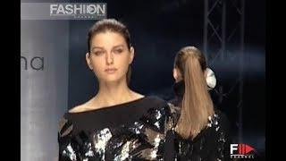 SONIA FORTUNA Fall Winter 2007 2008 Milan - Fashion Channel