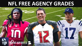NFL Free Agency Grades For All 32 Teams Following Day 3