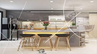 [GMV Studio] - Căn hộ Masteri Client Nam Phú Decor