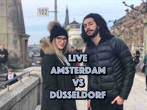 Hamada chroukate _en direct Amsterdam & Düsseldorf احسن مدينة هي أمستردام شوف علاش