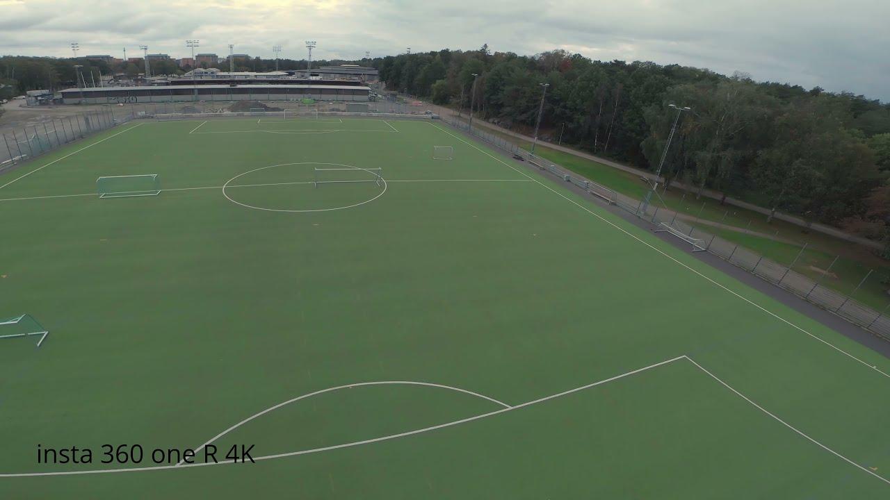 IFlight ProTek35 HD with Insta 360 One R 4K - my first FPV drone flight фото
