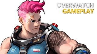 Overwatch - For Mother Russia (Zarya Gameplay)