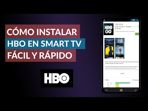 Cómo Instalar HBO en la Smart TV Fácil y Rápido