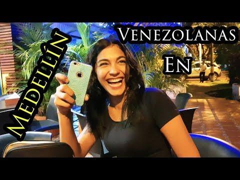 (2) Venezuelan Women in Medellín Colombia (en español)  Dec 2017