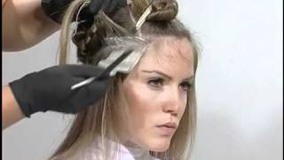Колорирование и стрижка   Видео уроки, видео мастер класс, обучение   Hairlife ru