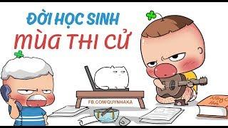 i Hc Sinh Ma Thi C  Kh vl  - Qunh Aka