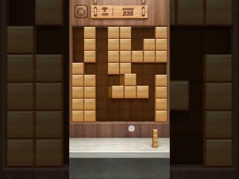 Game xếp hình gây nghiện  Khối gỗ