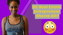 Washington DC Real Estate Investing Wholesaler | Marissa Gentry