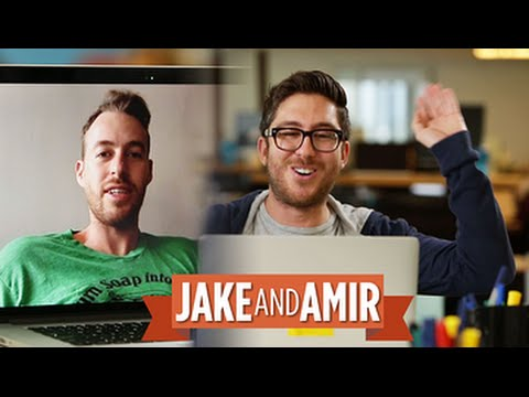 dating apps jake and amir finale
