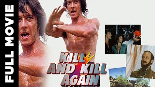 Kill and Kill Again│Full Action Movie│James Ryan
