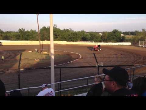 ASCS Sooner Region Creek County Speedway 5/09/14