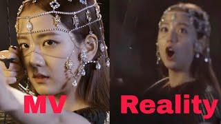 BLACKPINK - 'KILL THIS LOVE'  MV vs Reality