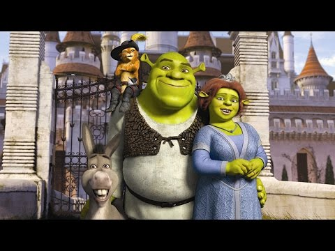 5 Shrek Movies Ranked