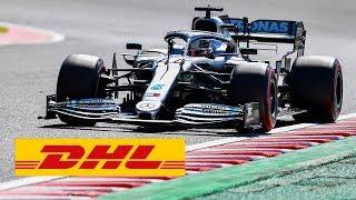 DHL Fastest Lap Award: FORMULA 1 JAPANESE GRAND PRIX 2019 (Lewis Hamilton / Mercedes)