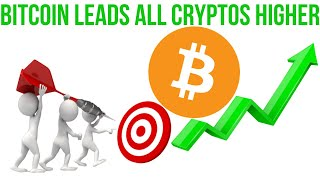 Cultivate Crypto #205: Bitcoin Leads ALL Cryptocurrencies Higher! Q4 2020 Mega Bull + $11,900 BTC