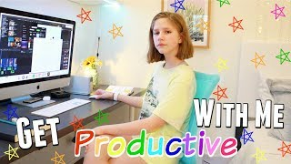 Get productive with me