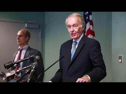 Sen. Ed Markey on Trump Climate Change Policies