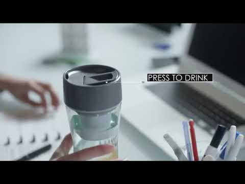 Hydros Water Bottle : How to use it?