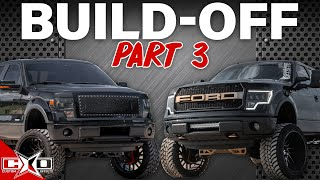 What Went Wrong?!    F150 Build-Off Reveal