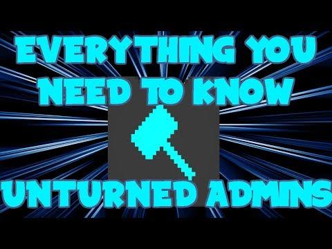 THE COMPLETE ADMIN GUIDE!! (Admin Camera + Commands)