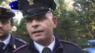 ROMA: INCENDIO IN APPARTAMENTO, ANZIANA SALVATA DALLA POLIZIA