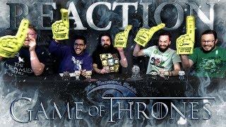 Game of Thrones | Season 8 | Official Trailer REACTION!!