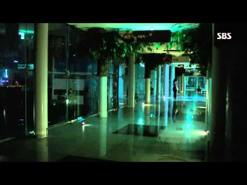 SBS The Masters Sun E03 VFX - Ghost in the hallways, mall, corridors etc