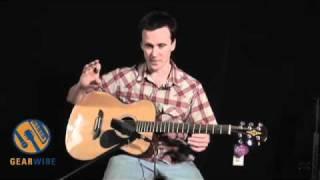 Alvarez RF8 Folk Guitar Overvi…